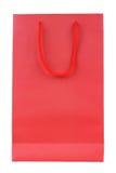 Blank shopping bag Stock Image
