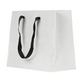 Blank shopping bag Royalty Free Stock Photo