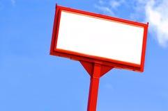 blank sign Στοκ Εικόνες
