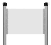 The blank sign Stock Photos