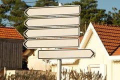 Blank sign illustration design Royalty Free Stock Images