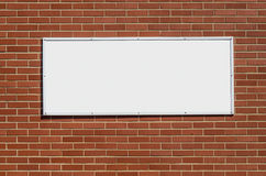 Blank Sign for your Copy Stock Photography