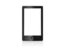 Blank smartphone Royalty Free Stock Image