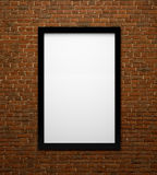Blank Space Poster Or Art Frame Waiting To Be Filled Royalty Free Stock Image