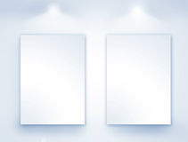 Blank square Stock Images