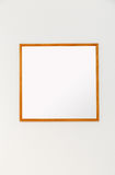Blank square frame Royalty Free Stock Photography