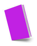 Blank square hardcover album template Royalty Free Stock Image