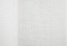 Blank squared notebook sheet Royalty Free Stock Photo