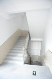 Blank stairways Stock Photography