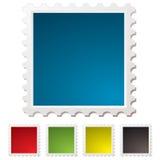 Blank stamp Stock Photos