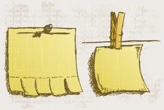 Blank sticker. Grunge style. Vector illustration stock illustration