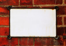Blank tablet Stock Photography
