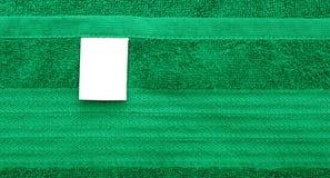 Blank tag Stock Image