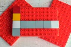 Blank templatebox text  for your creativity idea.jpg Stock Image
