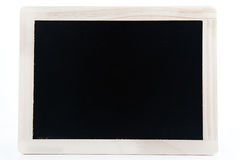 Blank touchscreen of a tablet computer Stock Images