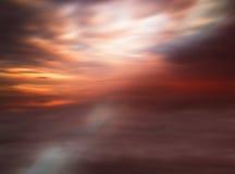 Blank varitone vivid cloudscape Stock Images