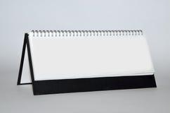 Blank vertical agenda Royalty Free Stock Photo