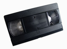 Blank Video Tape. Photo of VHS Video Tape Royalty Free Stock Photos
