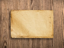 Blank vintage book. Stock Images