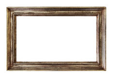 Blank vintage frame, worn and grungy Royalty Free Stock Photography