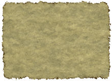 Blank Vintage Paper Texture with Clipping Path Royalty Free Stock Image