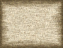Blank Vintage Paper Texture with vignetting Frame Royalty Free Stock Photography