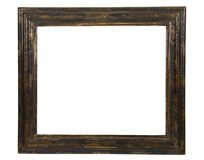 Blank vintage picture frame Stock Image