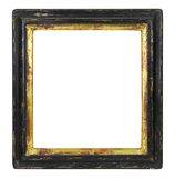Blank vintage picture frame Stock Photography