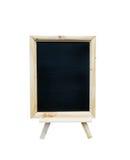 Blank vintage slate blackboard Royalty Free Stock Photos