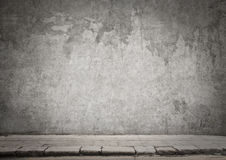 Blank wall Royalty Free Stock Image