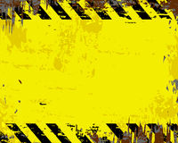 Blank Warning Sign Royalty Free Stock Image