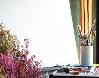 Art Studio royalty free stock photo