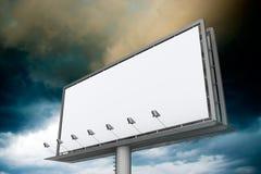 Blank white copyspace Stock Photo