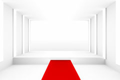 Blank white empty podium for backdrop design template pr blank layout background. Blank white empty podium for backdrop design template pr blank layouts Stock Photos