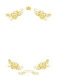 Blank White I. (illustration,  background,  vector, design Royalty Free Stock Photo