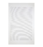 Blank white paper isolation Stock Photography