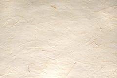 Blank white vellum parchment paper Stock Photo
