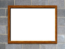 Blank whiteboard Royalty Free Stock Photos