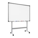 Blank Whiteboard  Stock Photos
