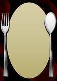 blank wine för menyfläckmallen stock illustrationer