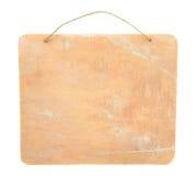 Grunge Wooden Sign Stock Photos