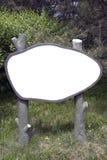 Blank wooden signpos Stock Photos