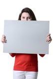 blank znak Obraz Stock