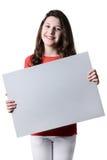 blank znak Zdjęcie Stock