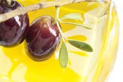 blanka olivgrön Royaltyfri Foto