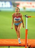 Blanka Vlasic of Croatia Stock Photography