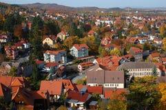 Blankenburg Στοκ φωτογραφία με δικαίωμα ελεύθερης χρήσης