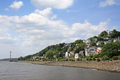 Blankenese Stock Photography