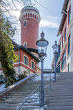 Blankenese Royalty Free Stock Photography