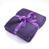 Blanket gift Royalty Free Stock Images